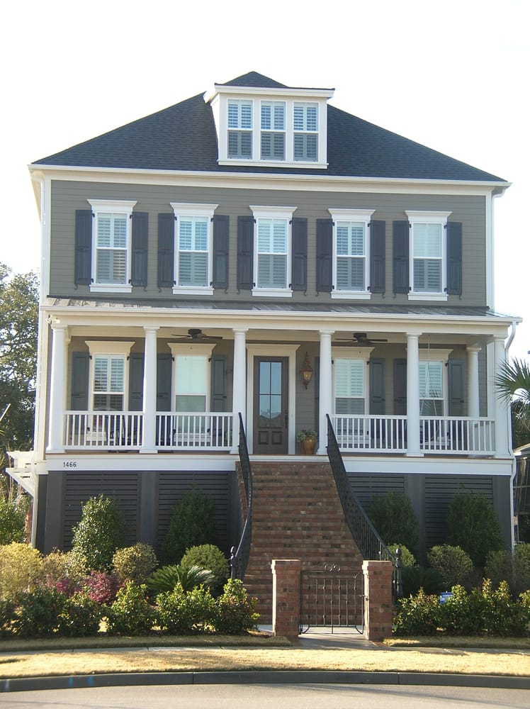 Contract Exteriors - Charleston