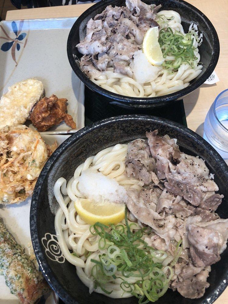 Hanamaru Udon Haccyobori