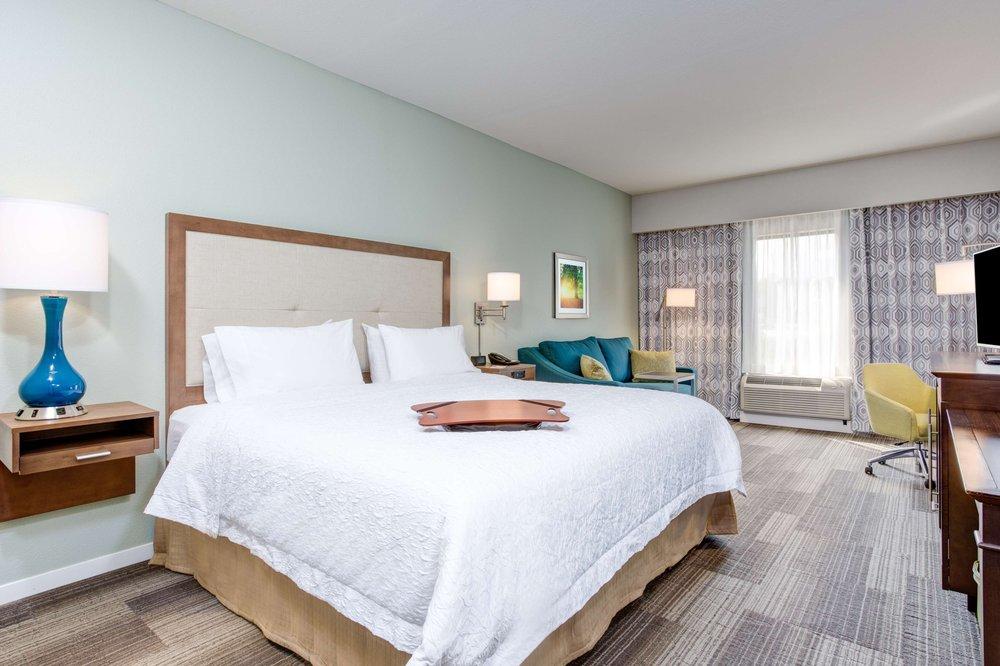 Hampton Inn & Suites Macon I-475 - Macon