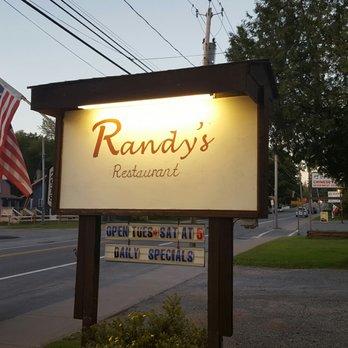Randy S Restaurant Old Forge Ny