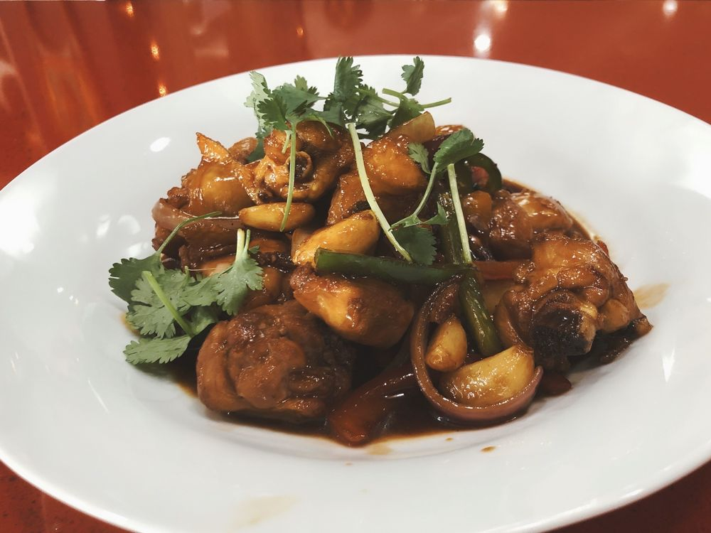 Wan Wang Restaurant: 401 Park Ave, Worcester, MA