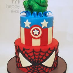 Happy Caker Bake Shop Custom Cakes Denver CO Phone Number