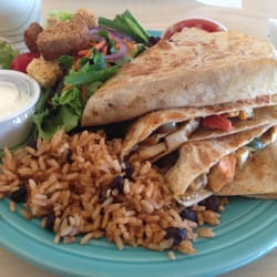 Photo Of Commerce Eatery Glastonbury Ct United States Quesadilla Expected A