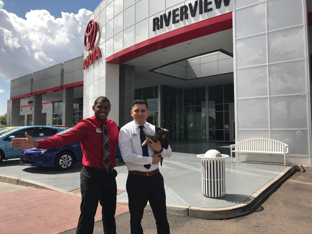 Photo Of B Berge S Riverview Toyota Mesa Az United States National Puppy