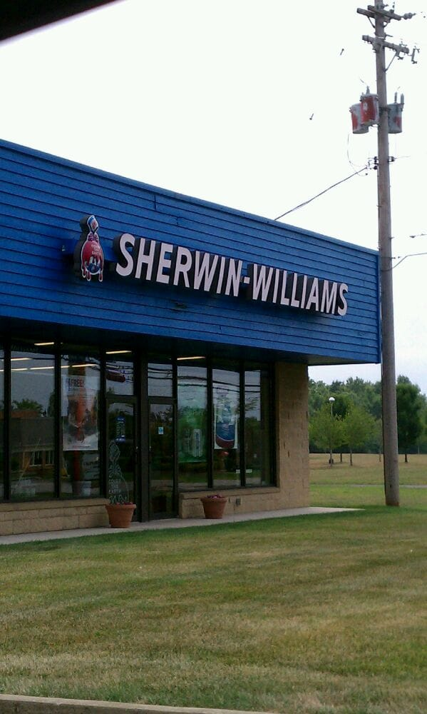 Sherwin-Williams Paint Store: 32803 Walker Rd, Avon Lake, OH