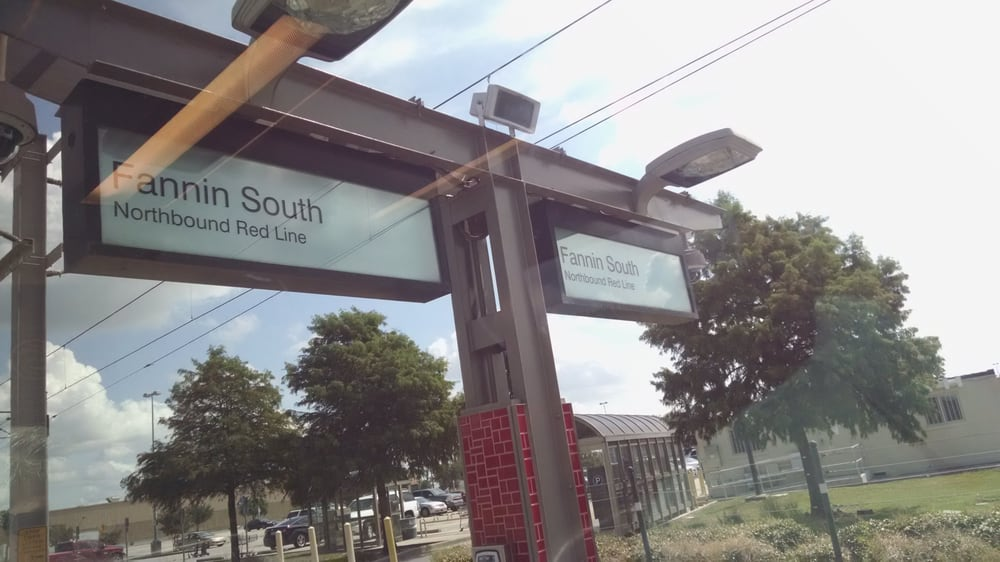 Metrorail - Fannin South