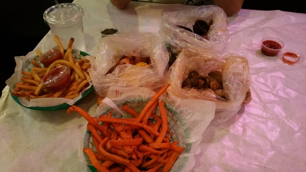Sweet Potato Cries Cajun Fries Mussels Shrimp Sausages Corn Clams Yelp