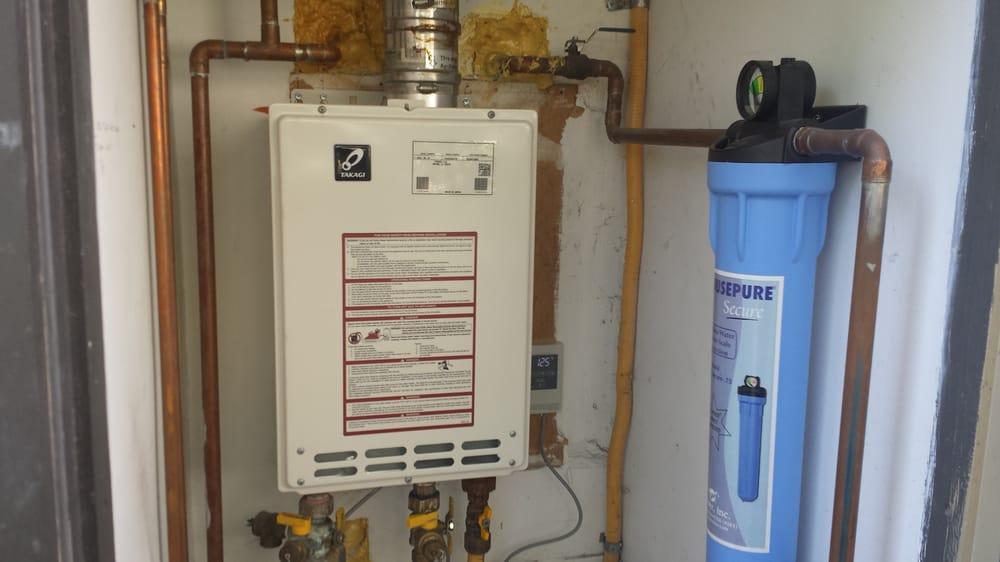 Tankless Water Heater All Tankless Water Heaters Should