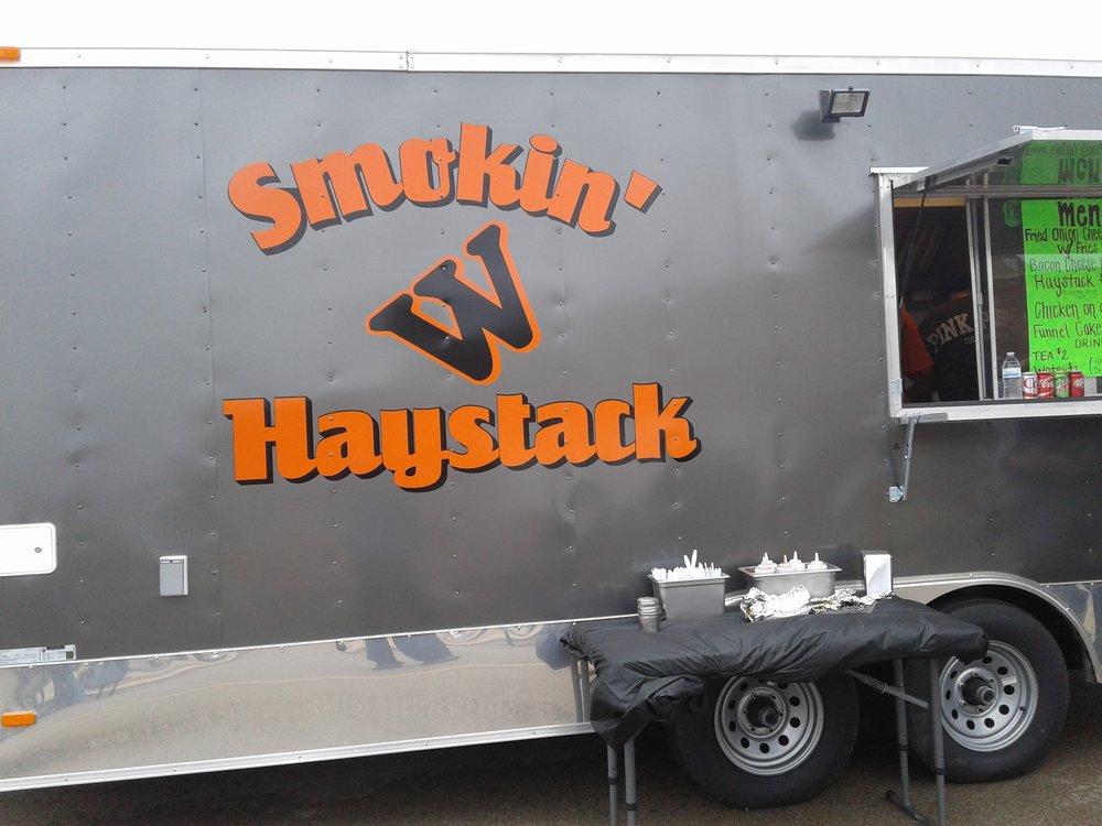 Smokin W Haystack: 101 Gerald St, Anadarko, OK