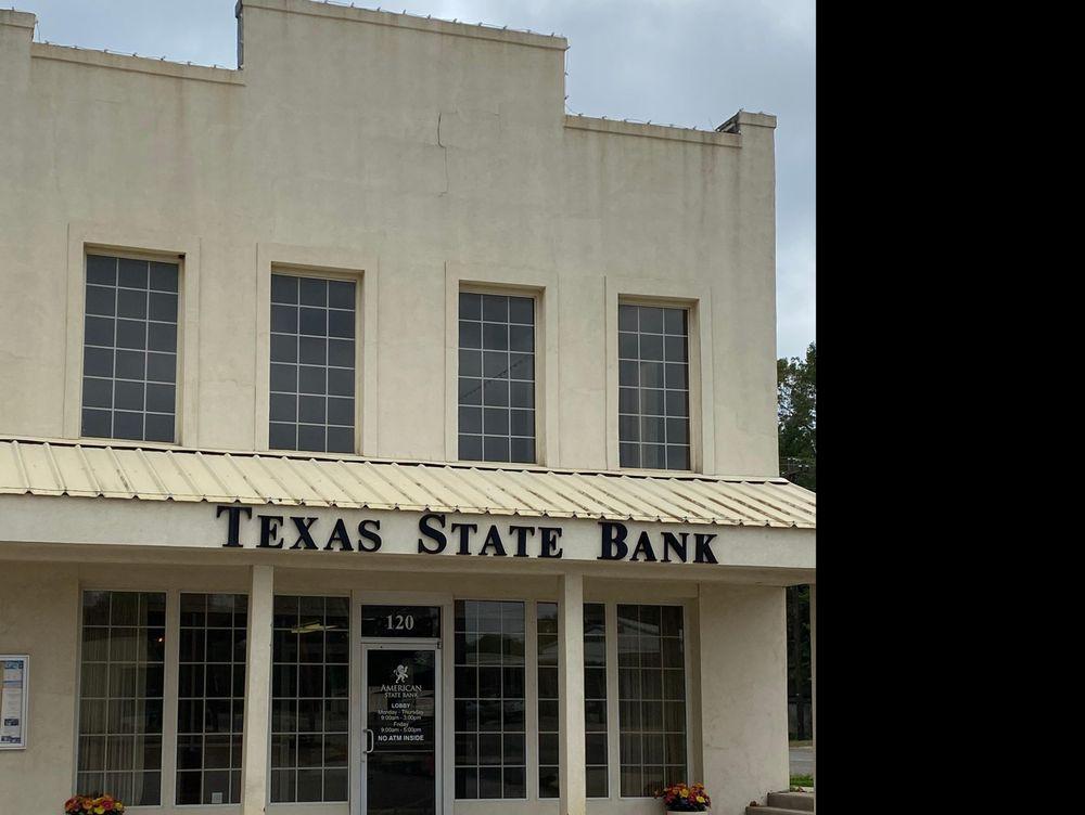 American State Bank: 120 N Preston, Joaquin, TX