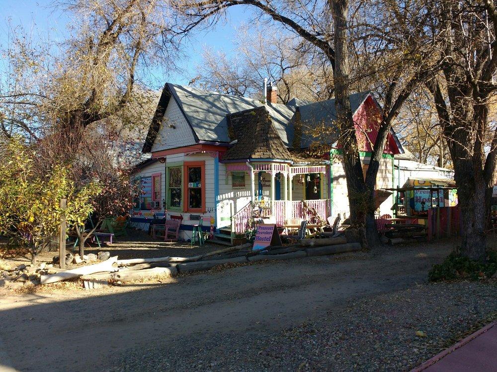 Prescott International Travelers Hostel: 111 N Mccormick St, Prescott, AZ