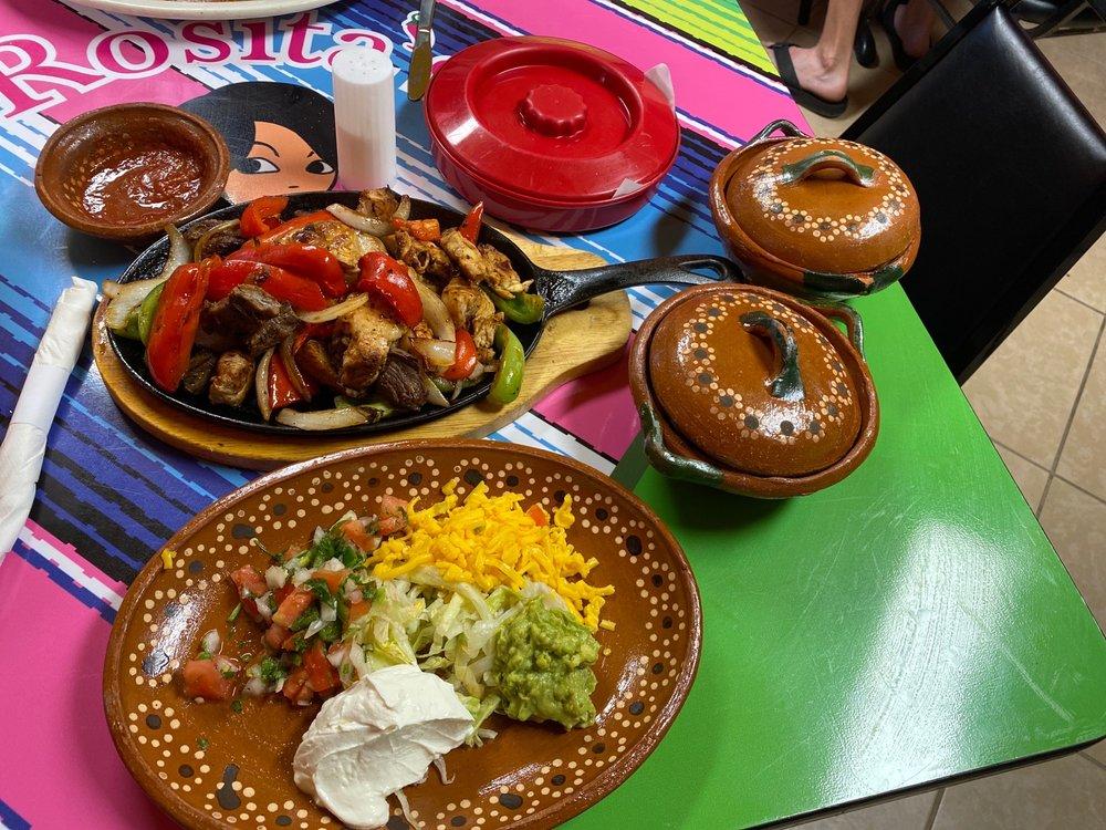 Rosita's Mexican Restaurant: 504 Buchanan Dr, Burnet, TX