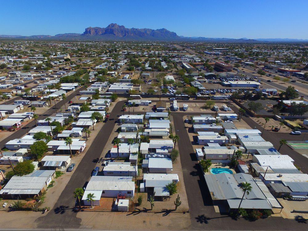 Sundowner RV Resort: 105 N Delaware Dr, Apache Junction, AZ