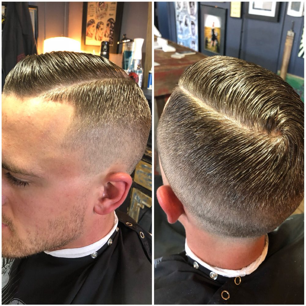 Tried & True Barbershop: 4415 W 43rd Ave, Denver, CO