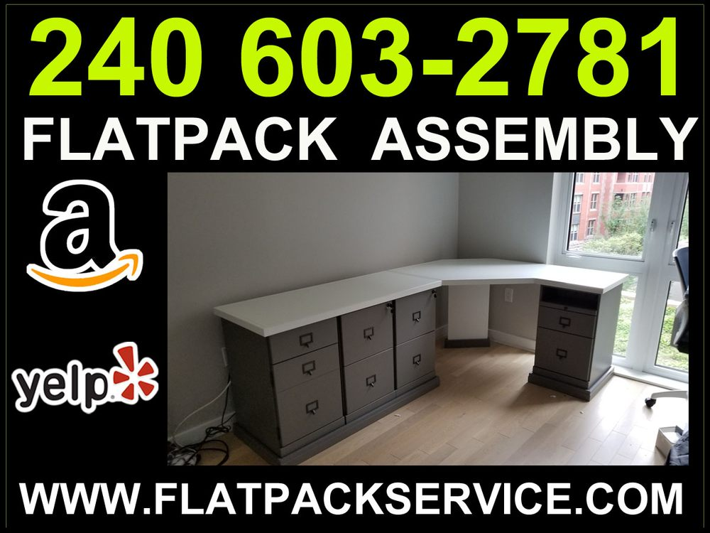 Flatpack Furniture Assembly and Delivery