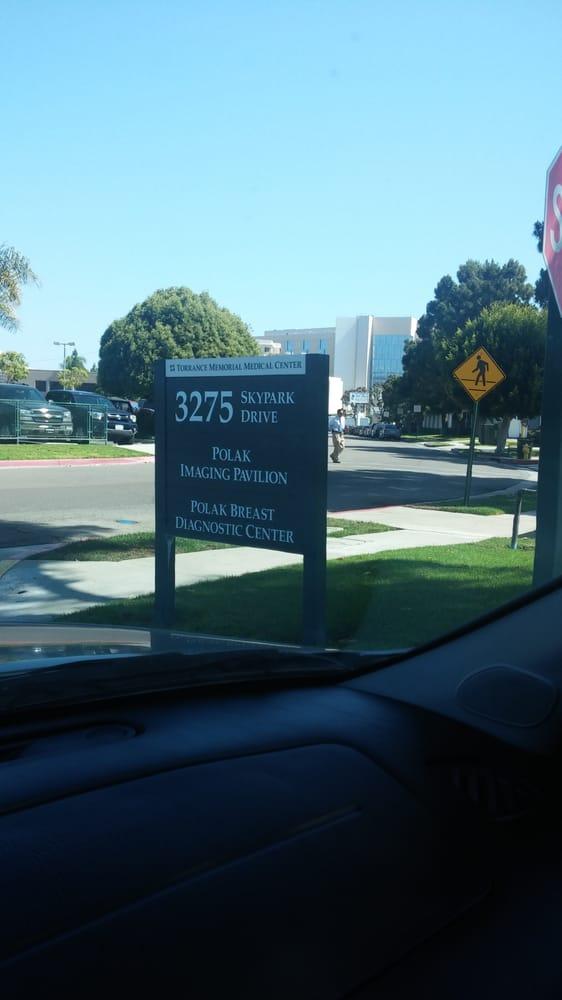 Breast diognostic facility in torrance california