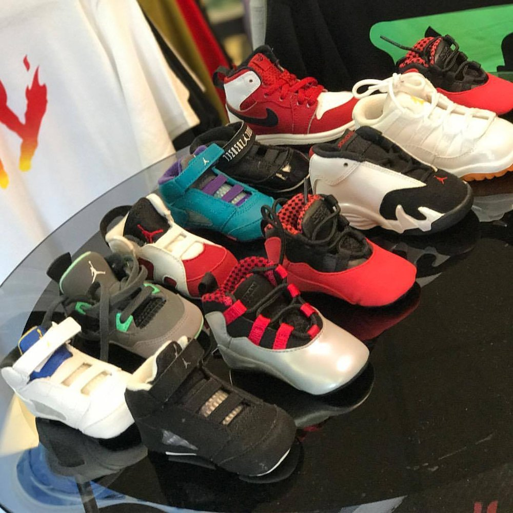 The Plug Sneaker Boutique Myrtle Beach