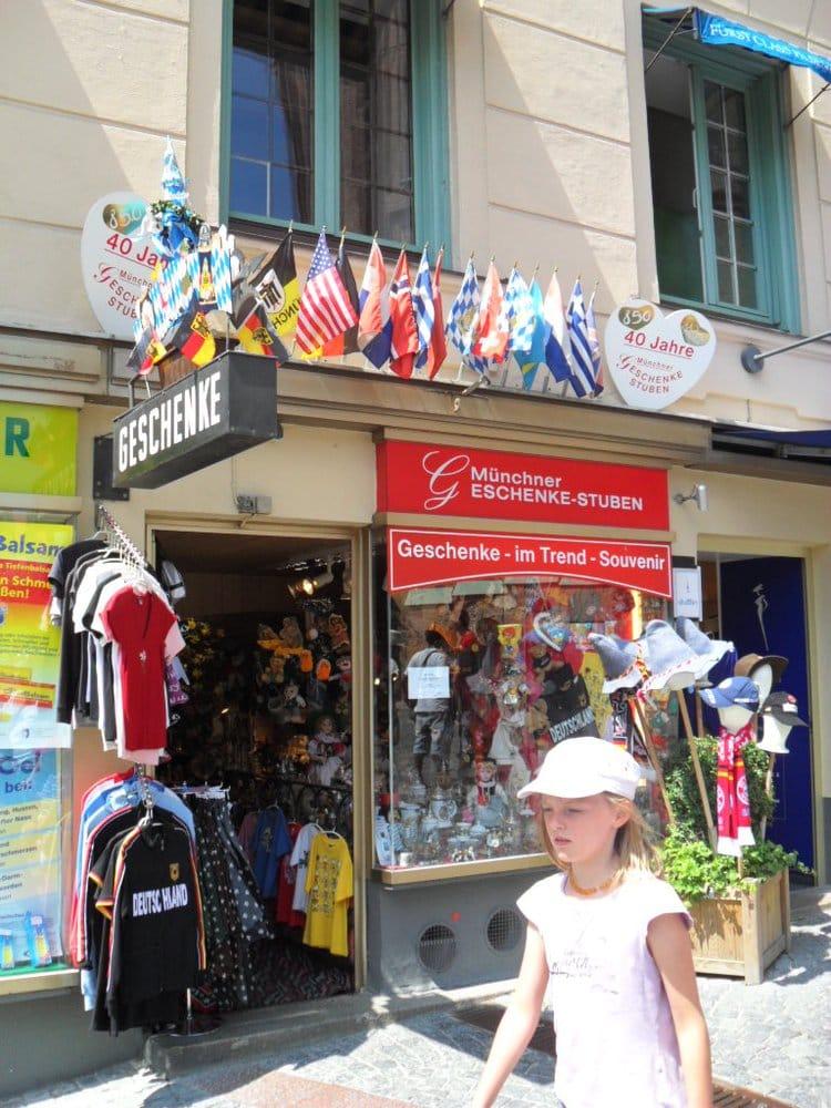 Münchner Geschenke-Stuben - Shopping - Petersplatz 8, Altstadt ...