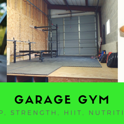 The garage gym trainers se douglas st lee s summit mo