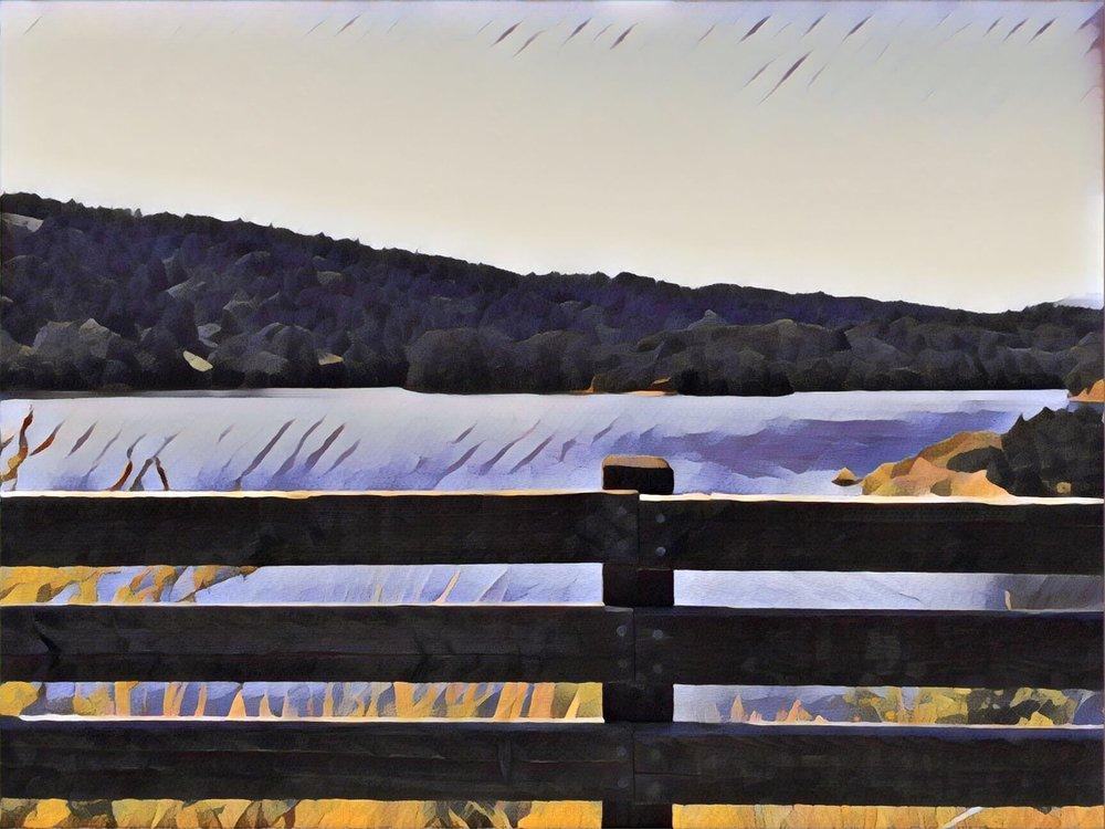 Sawyer Camp Trail: Crystal Springs Rd & Skyline Blvd, San Mateo, CA