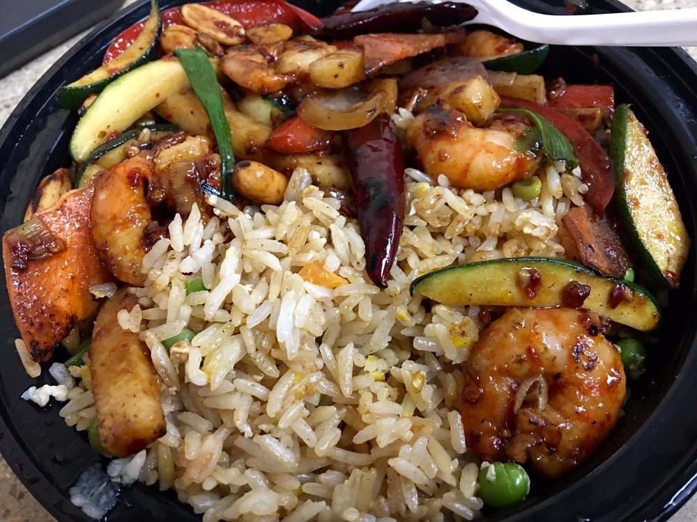 Chinese Food Livingston Ave
