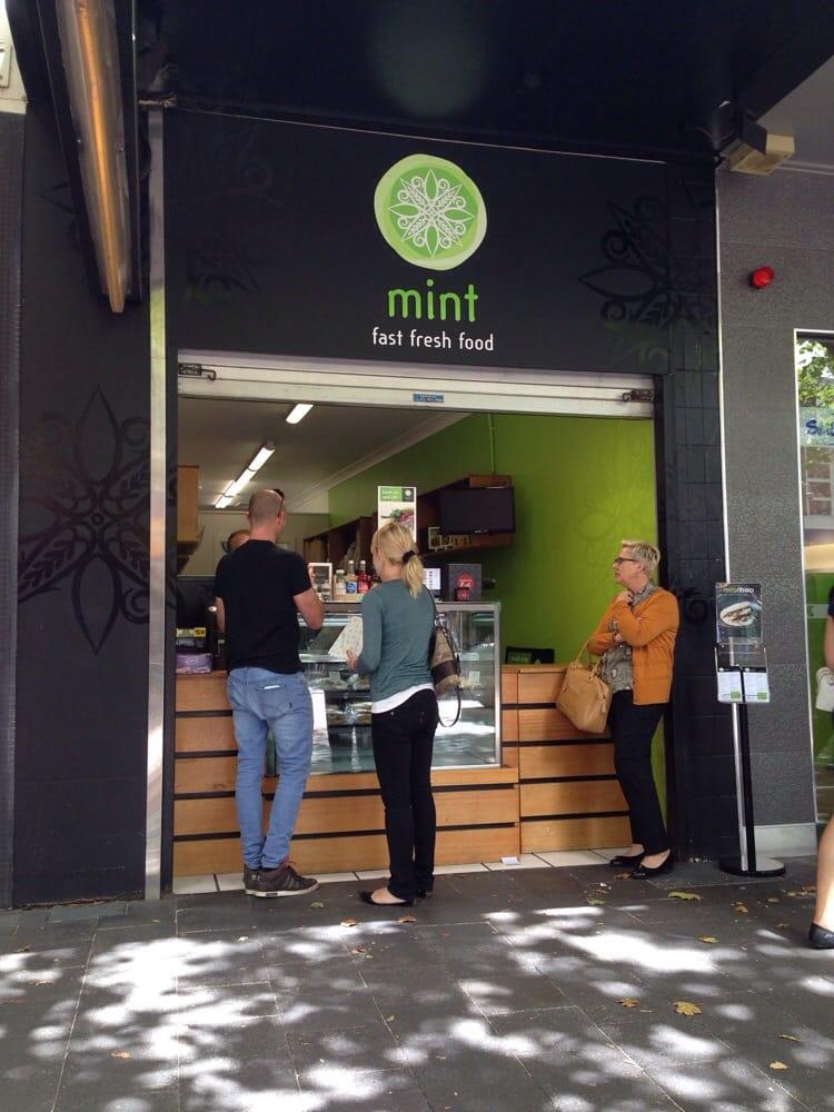 Mint Fast Fresh Food