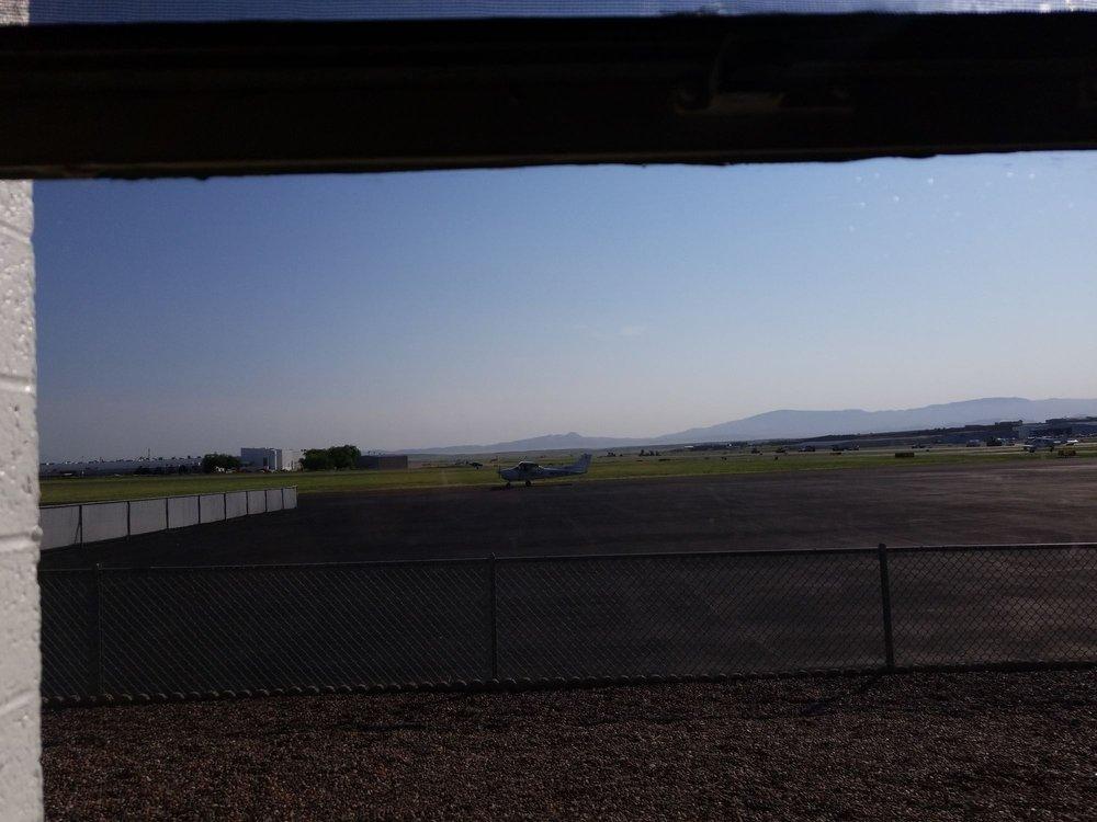 Prescott Municipal Airport - PRC: 6546 Crystal Ln, Prescott, AZ