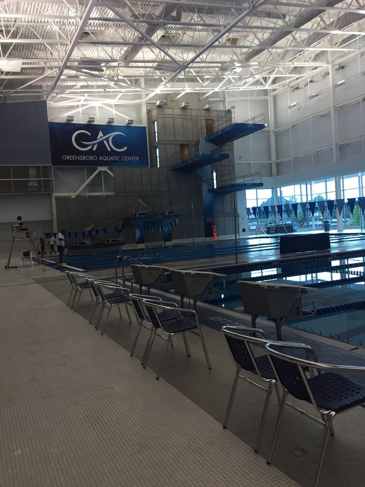 Greensboro Aquatic Center -
