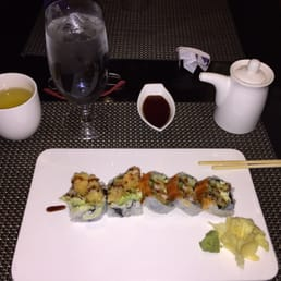 Kumo Japanese Restaurant - Pearl River, NY, United States. Shrimp tempura roll