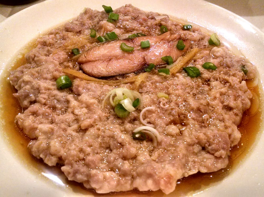 Ground pork with salted fish yelp for Asian cuisine express