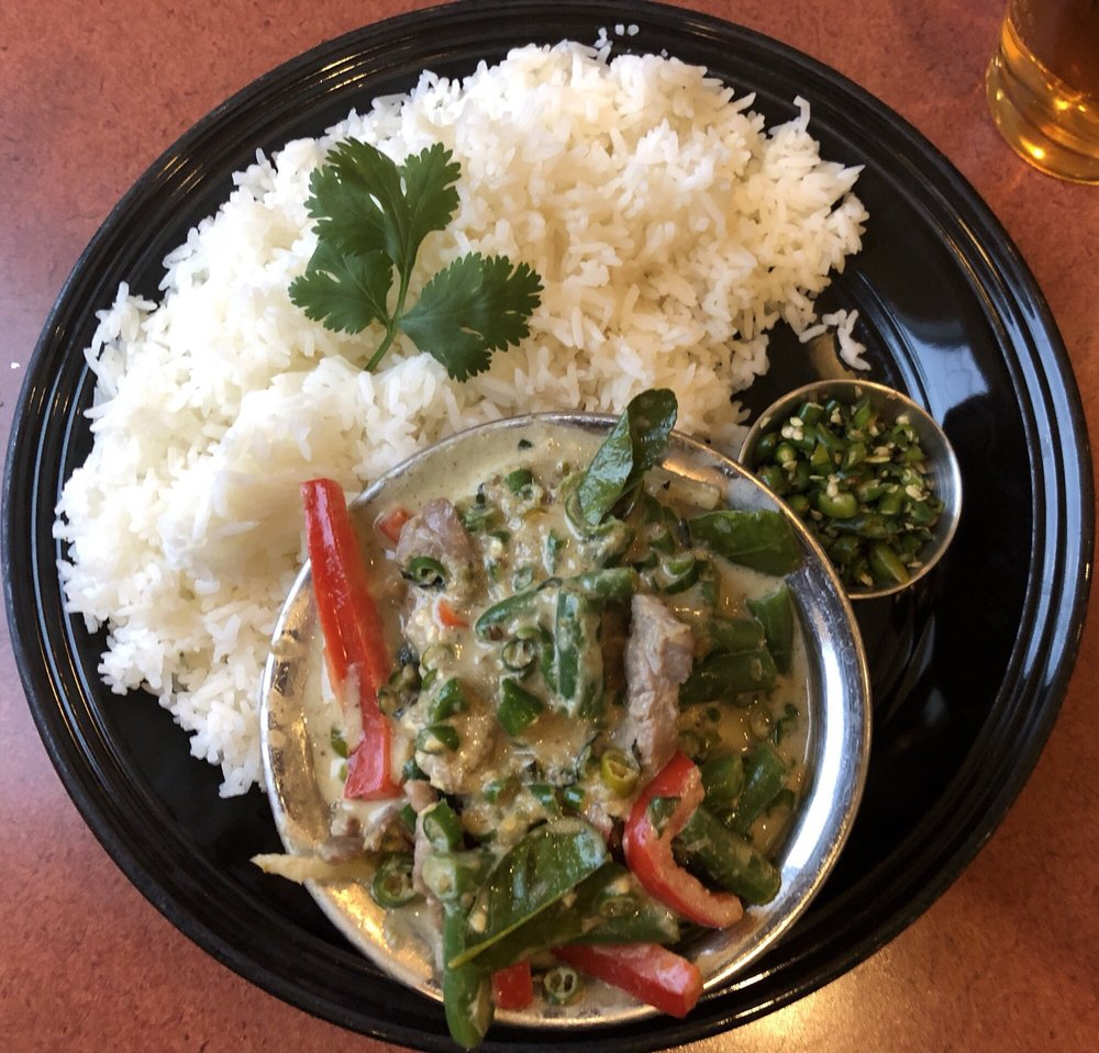 Flavor Indian & Asian Fare: 501 Main Ave, Brookings, SD