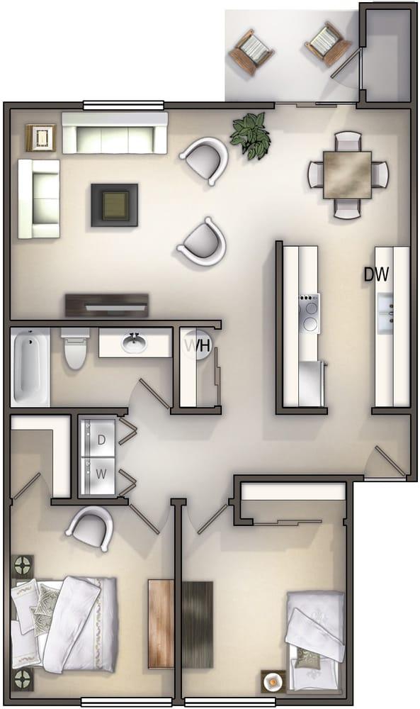 Vista View Apartments: 14505 NE 20th Ave, Vancouver, WA