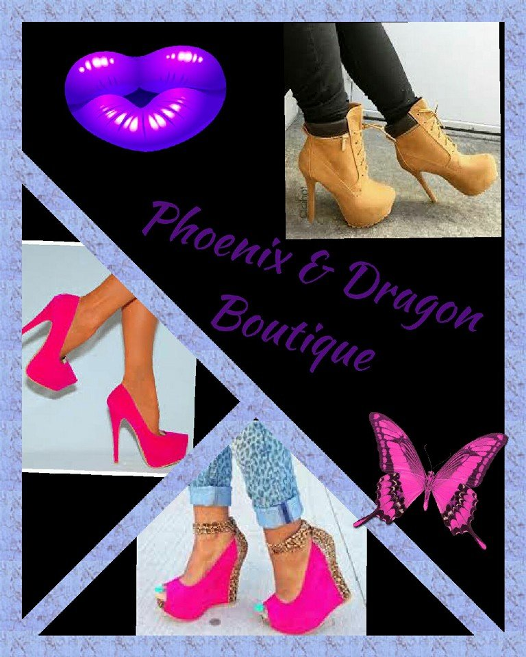 Phoenix and Dragon Boutique