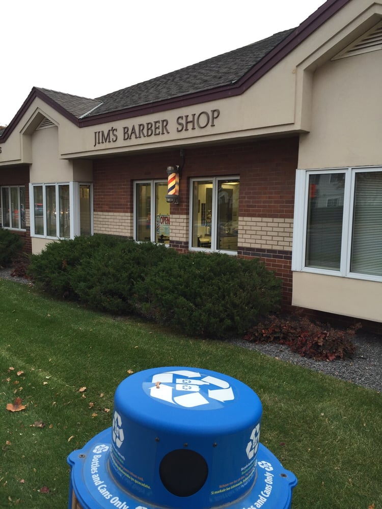 Jim's Barber Shop: 949 Old Hwy 8 NW, New Brighton, MN