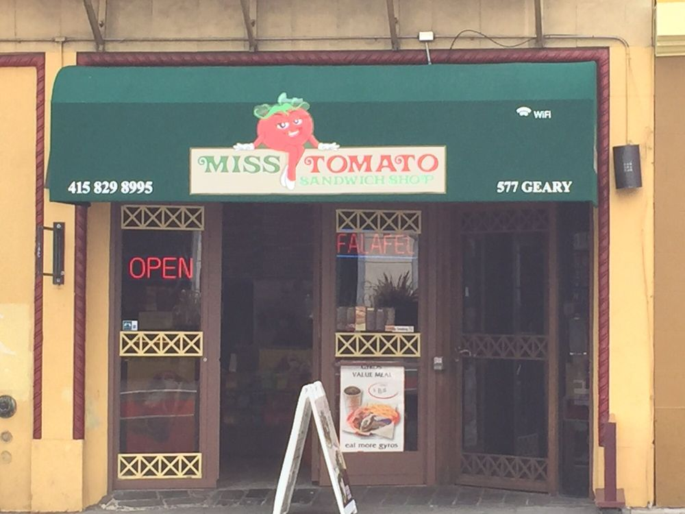 Miss Tomato Sandwich Shop