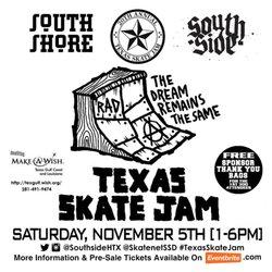 Skatepark south houston tx united states 20th annual texas