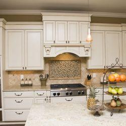 Photo Of Mayland Cabinets   Chino, CA, United States. Cream White Cabinets
