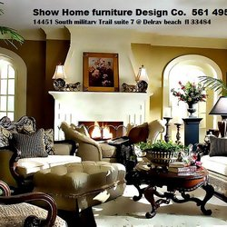 Photo Of Show Home Furniture Design   Delray Beach, FL, United States