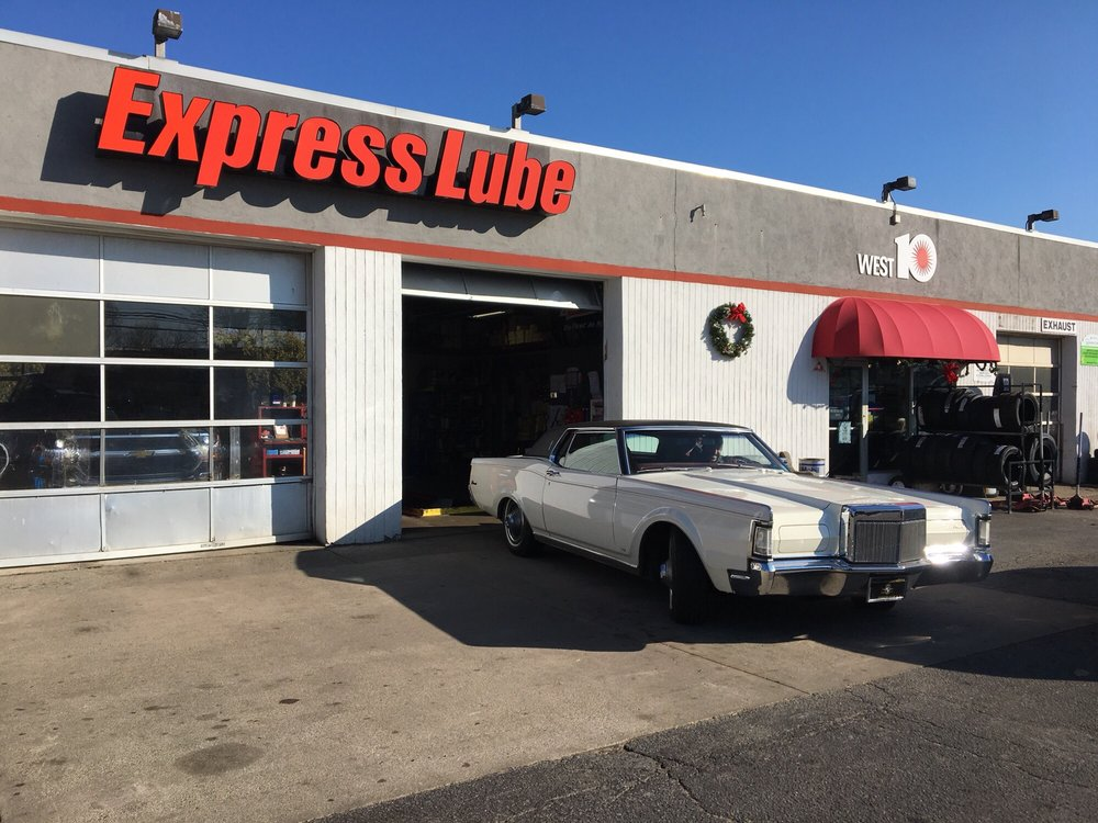 Express Lube Inc-West 10: 108 State Hwy 10 N, Succasunna, NJ