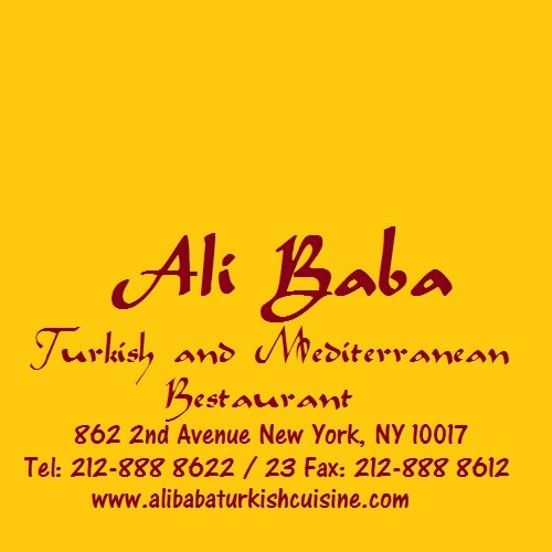 Photos for ali baba 39 s turkish cuisine yelp for Ali baba turkish cuisine nyc
