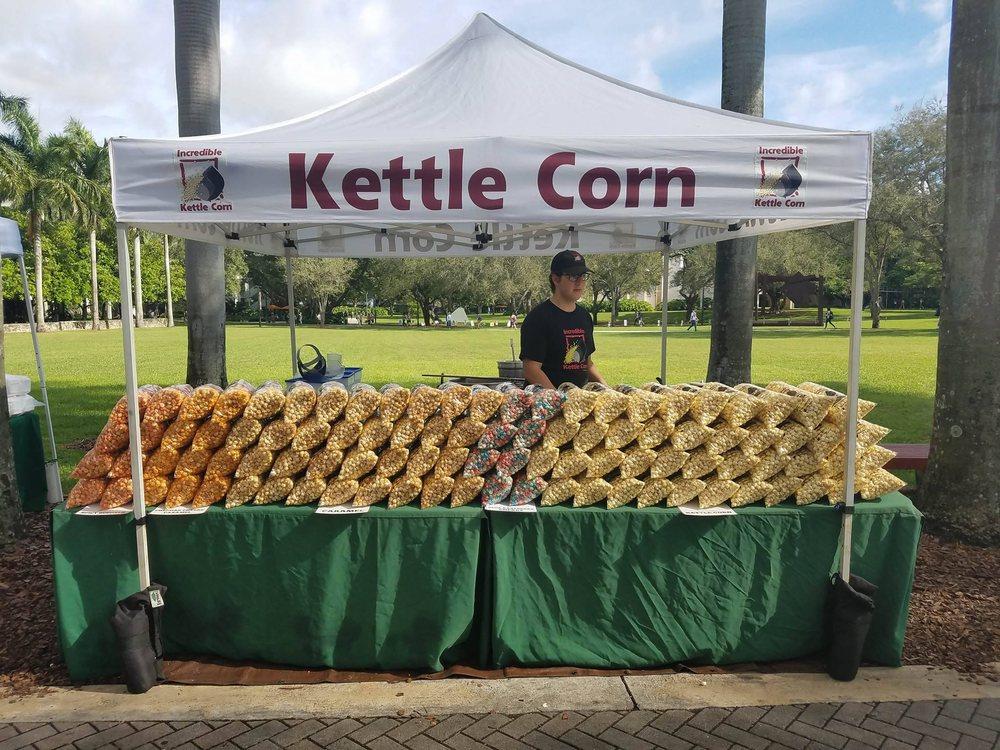 Incredible Kettle Corn: Miami, FL