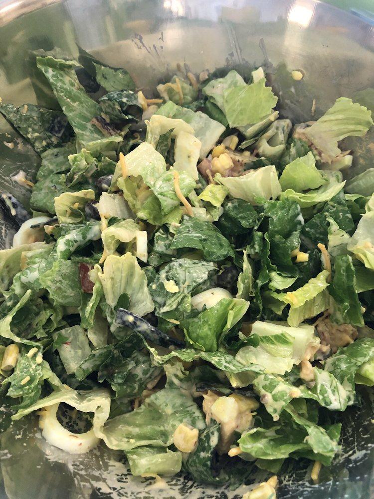 Food from Salad Sensations