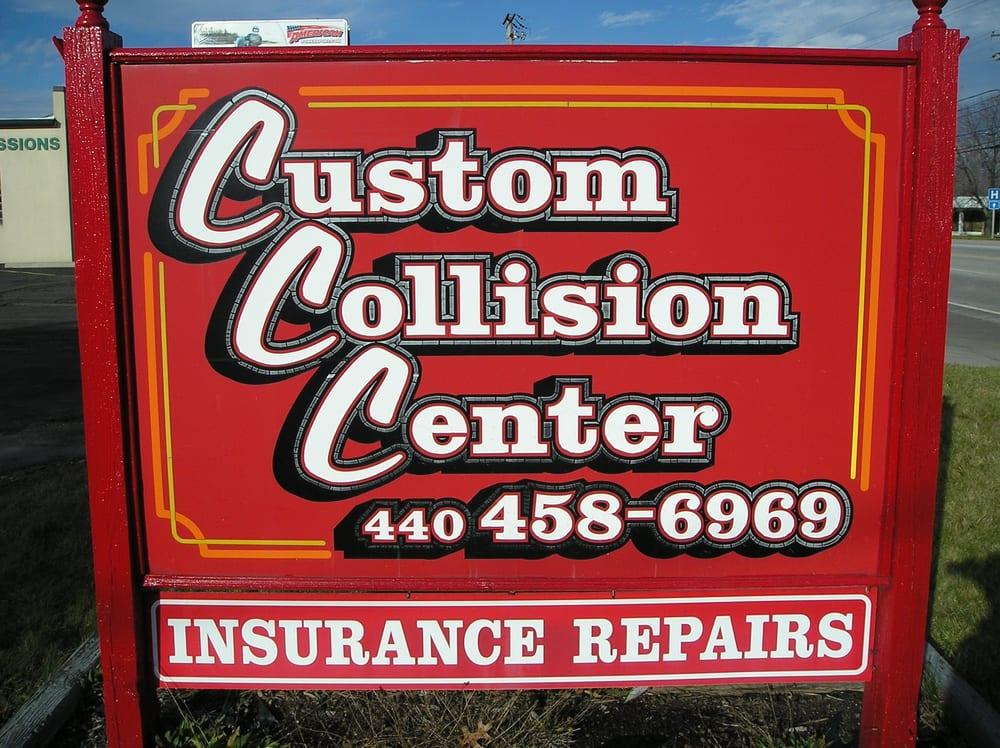 Custom Collision Center