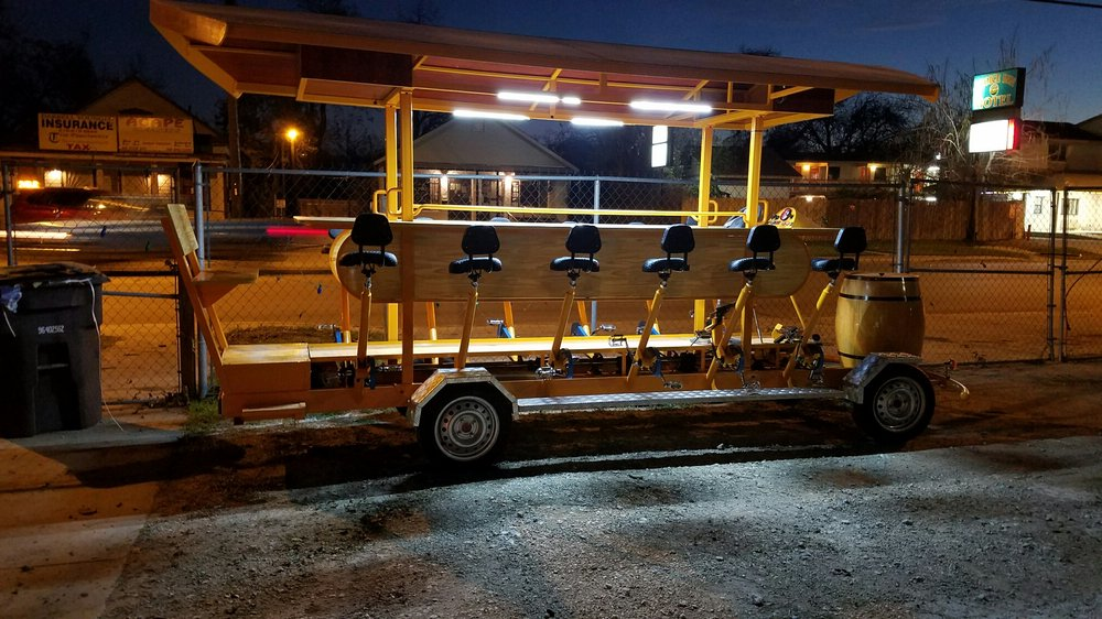 Alamo City Beer Bike Temp Closed 22 Photos Party
