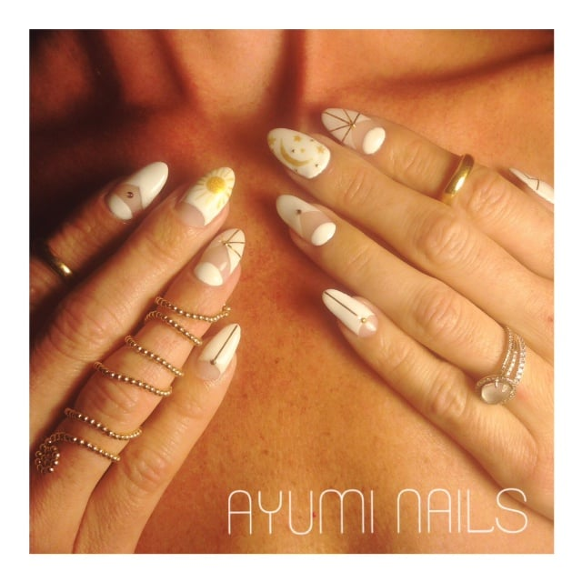 Miami Beach, South beach, Nail art, Nail Design, Nail salon, Ayumi ...