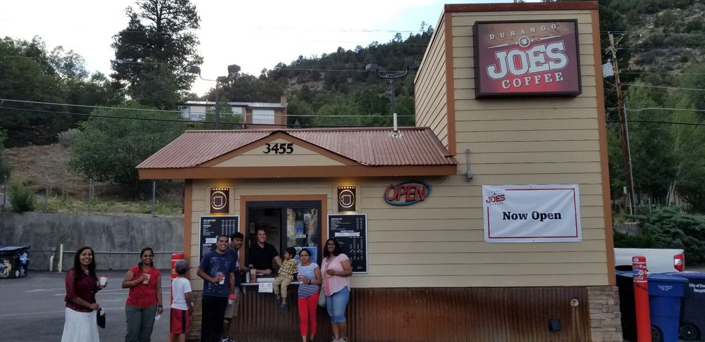 Social Spots from Durango Joes Coffee