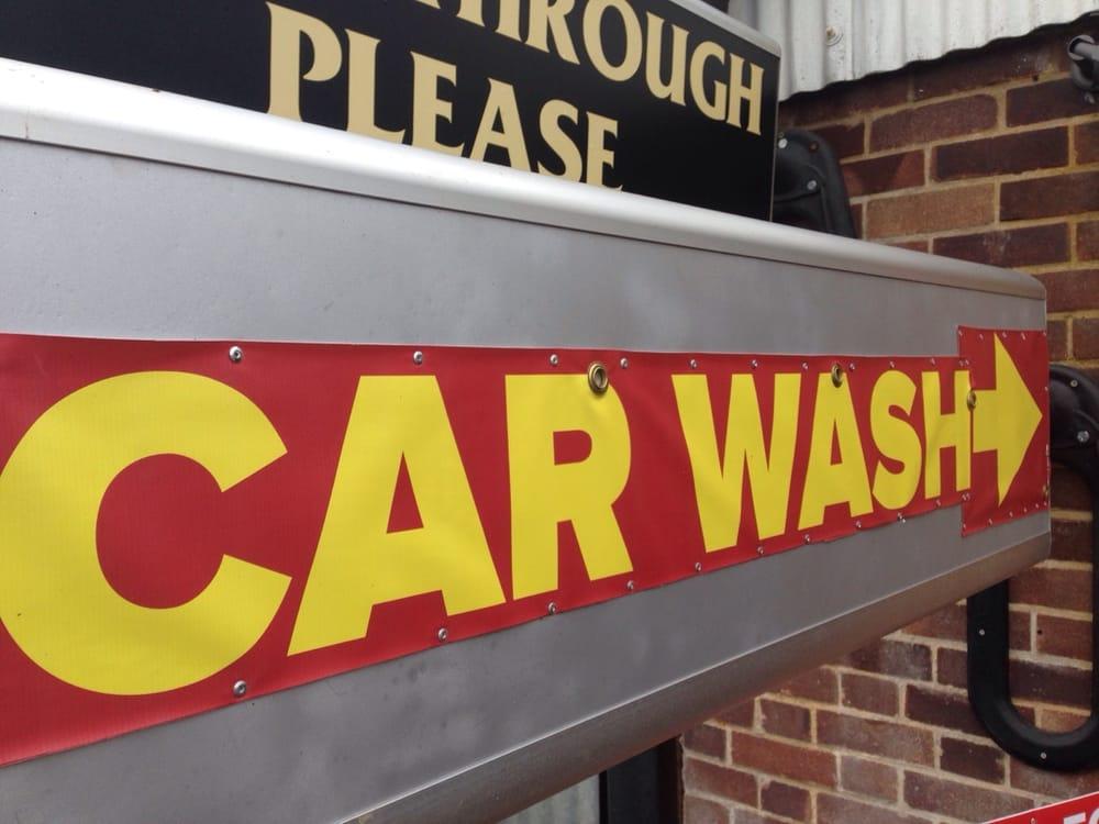 Car Wash Barnett Wood Lane