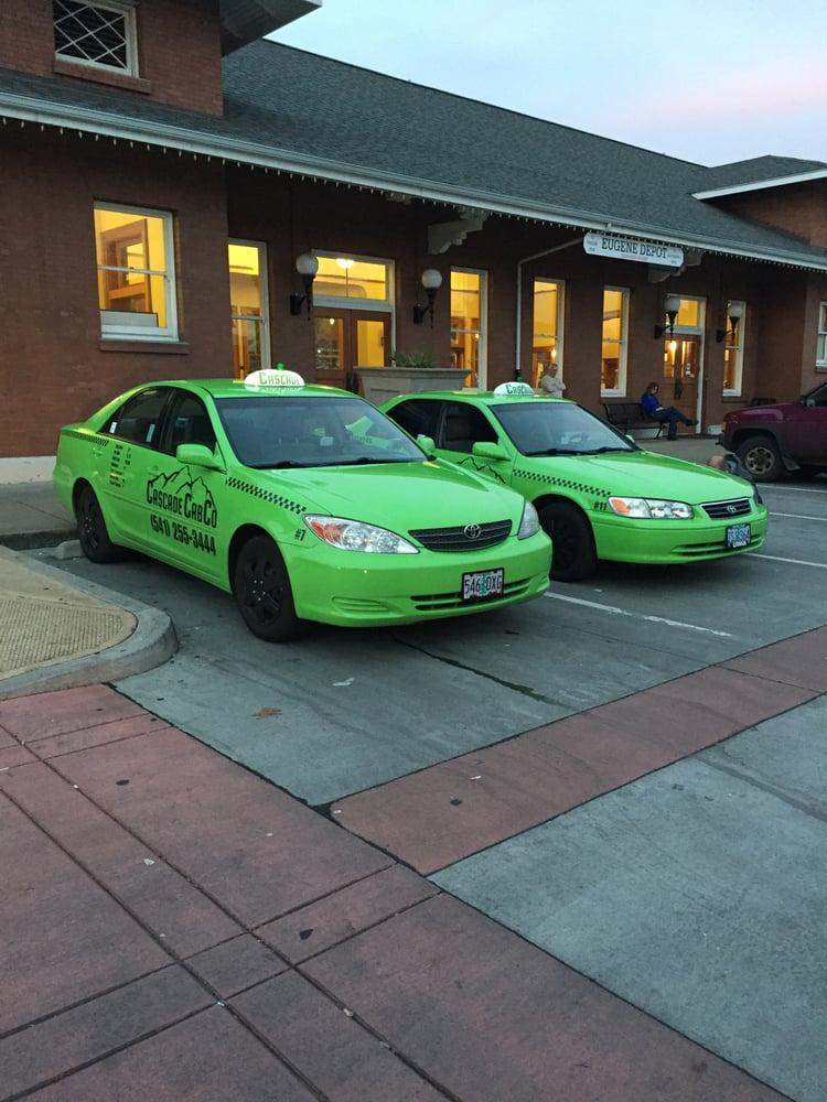 Cascade Cab Company: Eugene, OR