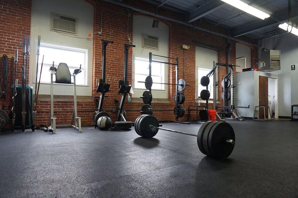 Fitness Rising: 85 Industrial Cir, Lincoln, RI
