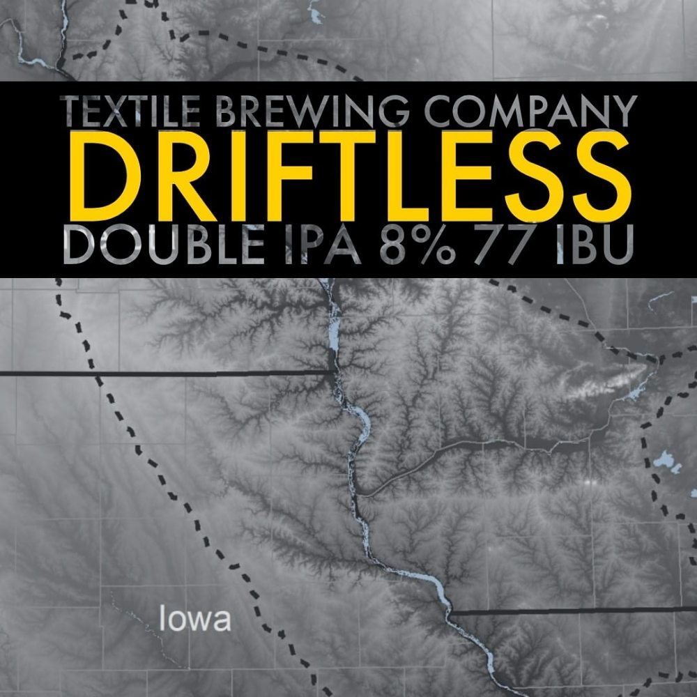 Textile Brewing: 146 2nd St, Dyersville, IA